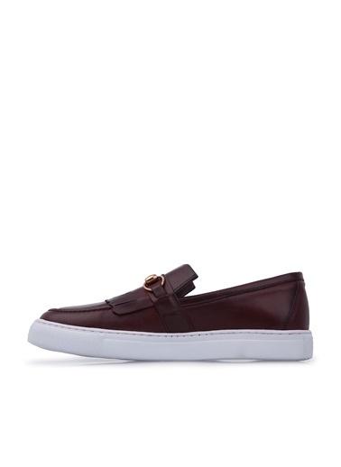 Marcomen Casual Ayakkabı Bordo